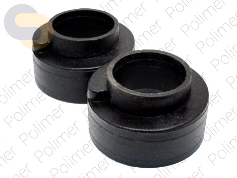 Проставки увеличения клиренса задних пружин CHEVROLET - полиуретан 50 мм