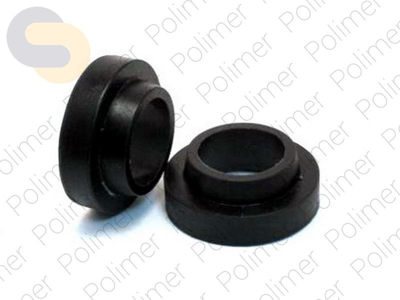 Проставки увеличения клиренса задних пружин CHEVROLET - полиуретан + 20 мм