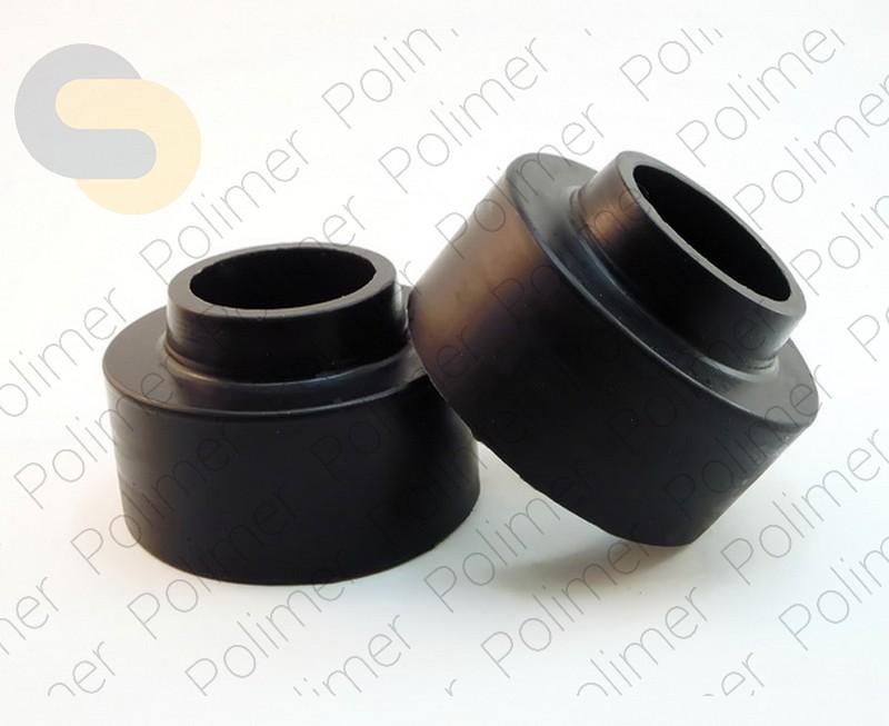Проставки увеличения клиренса задних пружин увеличенные на 35 мм CHEVROLET