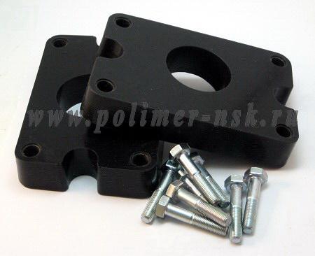 Проставки увеличения клиренса передних стоек CHRYSLER - полиуретан 30 мм