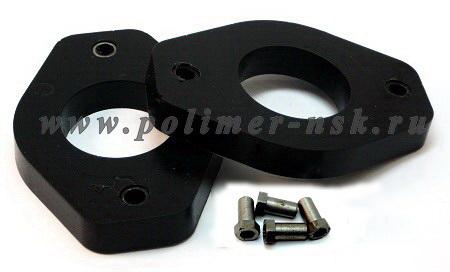 Проставки увеличения клиренса задних стоек CHRYSLER - полиуретан 20 мм