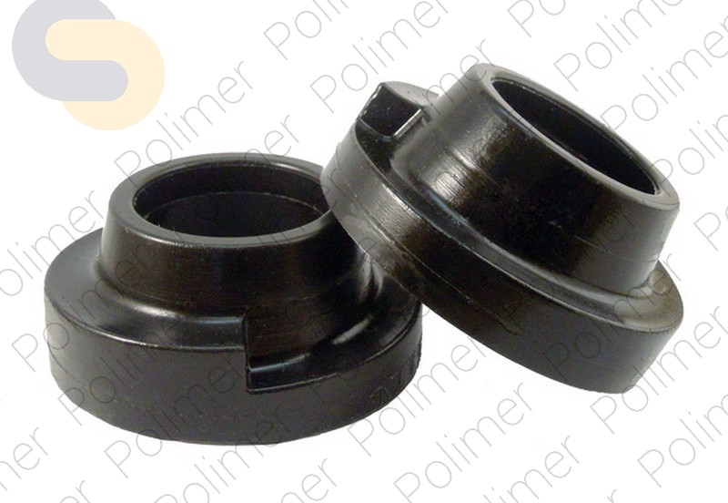 Проставки увеличения клиренса задних пружин увеличенные на 10 мм JEEP