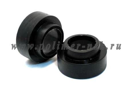 Проставки увеличения клиренса задних пружин LIFAN - полиуретан 30 мм