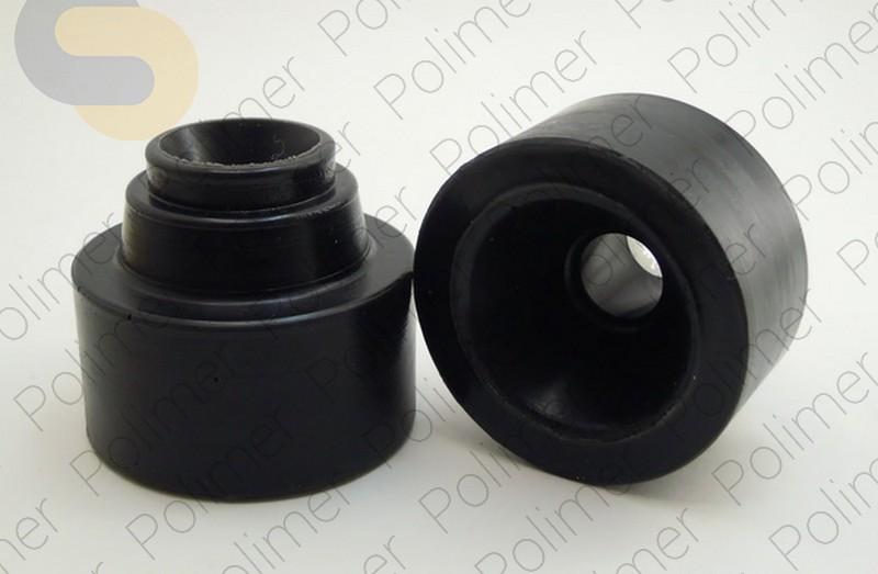 Проставки увеличения клиренса задних пружин VOLKSWAGEN - полиуретан 40 мм