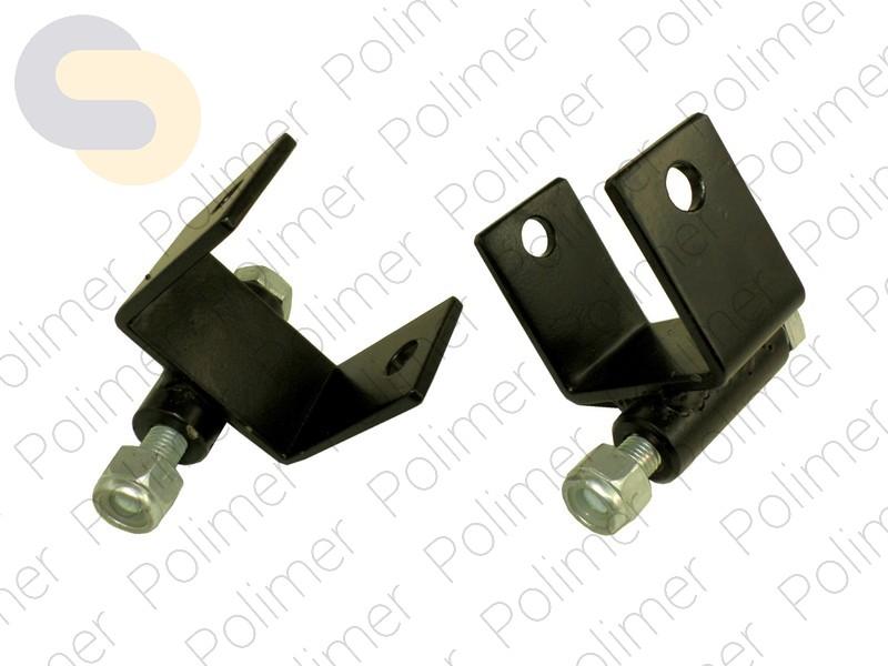 Удлинители задних амортизаторов 45 мм CHERY