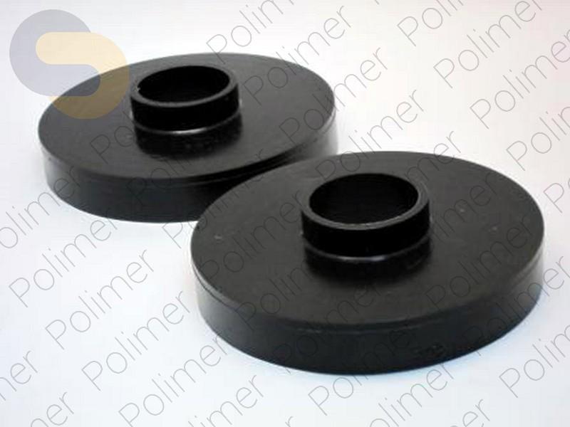 Проставки увеличения клиренса нижние задних пружин увеличенные на 20 мм OPEL