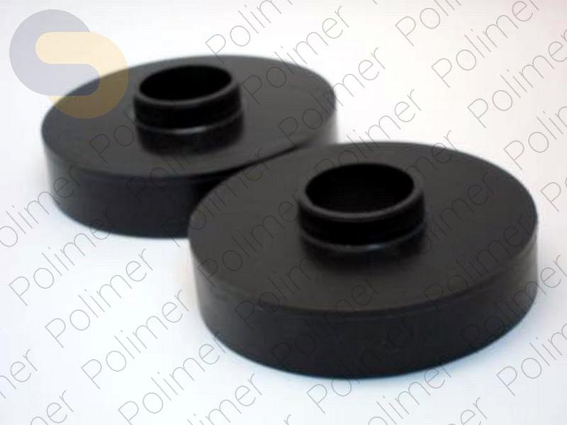 Проставки увеличения клиренса нижние задних пружин увеличенные на 30 мм OPEL