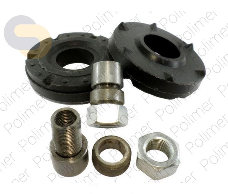 Проставки увеличения клиренса передних стоек OPEL на опору - полиуретан 20 мм