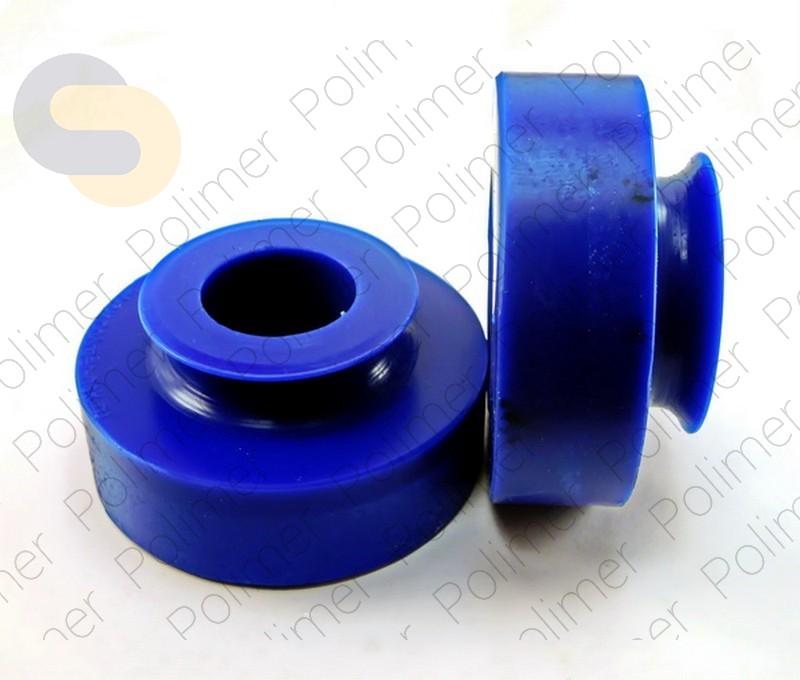 Проставки увеличения клиренса задних пружин OPEL - полиуретан + 30 мм