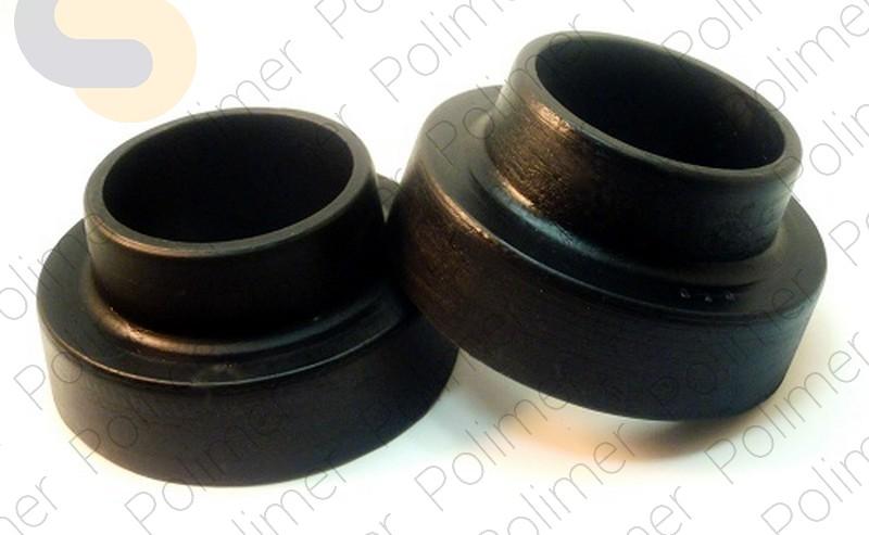 Проставки увеличения клиренса задних пружин 30 мм OPEL