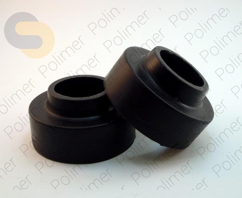 Проставки увеличения клиренса задних пружин CITROEN - полиуретан + 25 мм