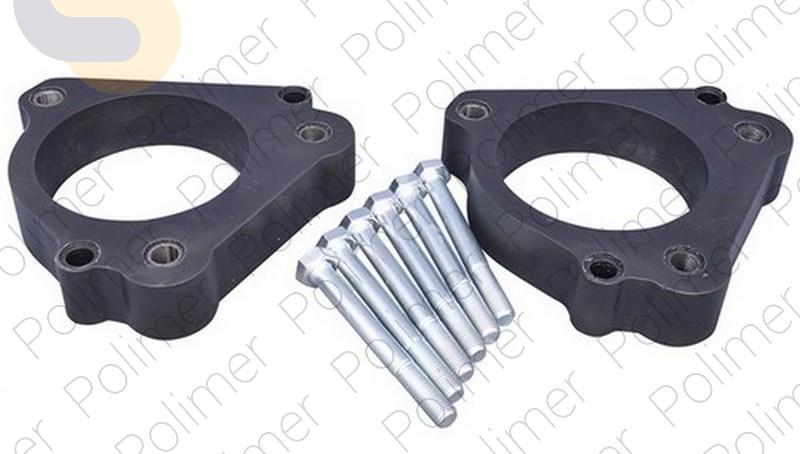 Проставки увеличения клиренса передних стоек CITROEN - полиуретан 30 мм