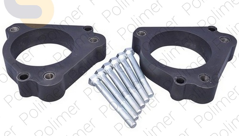 Проставки увеличения клиренса передних стоек CITROEN - полиуретан 40 мм