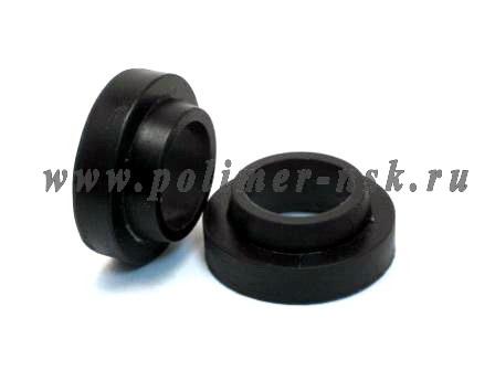 Проставки увеличения клиренса задних пружин LANCIA нижние - полиуретан + 20 мм