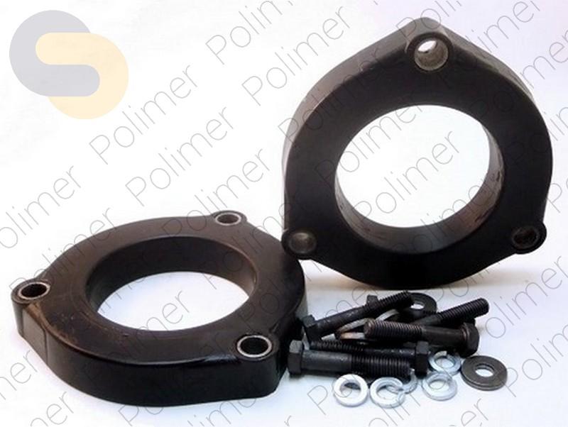 Проставки увеличения клиренса передних стоек SEAT - полиуретан 20 мм