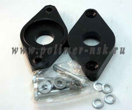 Проставки увеличения клиренса опор задних амортизаторов 20 мм SEAT