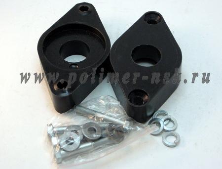 Проставки опор задних амортизаторов SEAT - полиуретан 30 мм