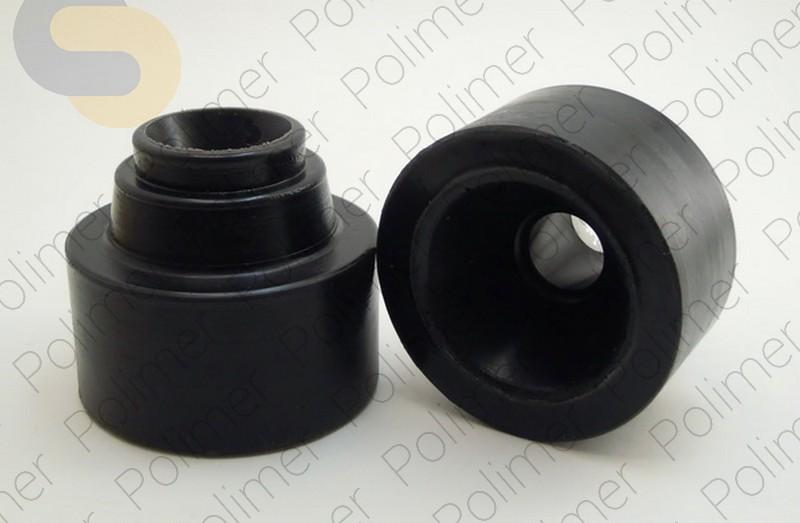 Проставки увеличения клиренса задних пружин 40 мм SKODA