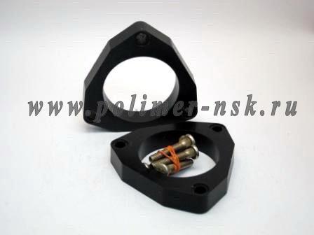 Проставки увеличения клиренса передних стоек INFINITI - полиуретан 20 мм