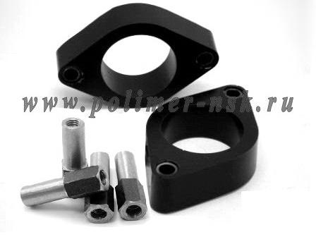 Проставки увеличения клиренса задних амортизаторов 30 мм INFINITI