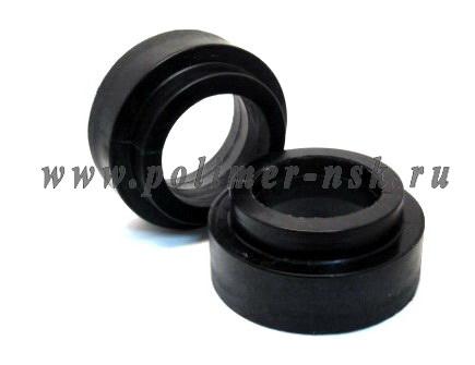 Проставки увеличения клиренса задних пружин увеличенные на 40 мм INFINITI