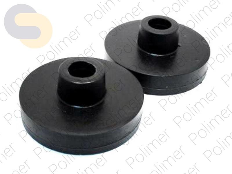 Проставки увеличения клиренса передних пружин GMC - полиуретан 30 мм