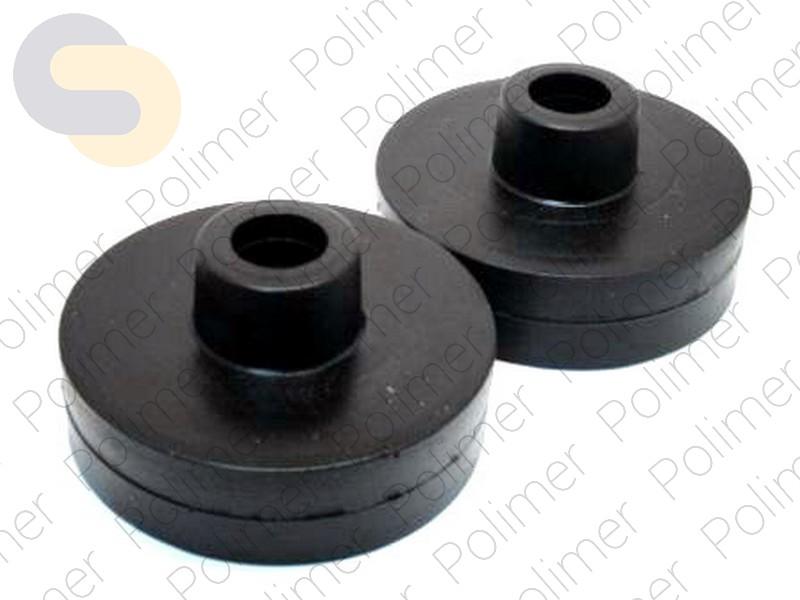 Проставки увеличения клиренса передних пружин GMC - полиуретан 40 мм