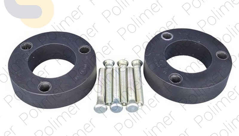 Проставки увеличения клиренса передних стоек FAW - полиуретан 30 мм