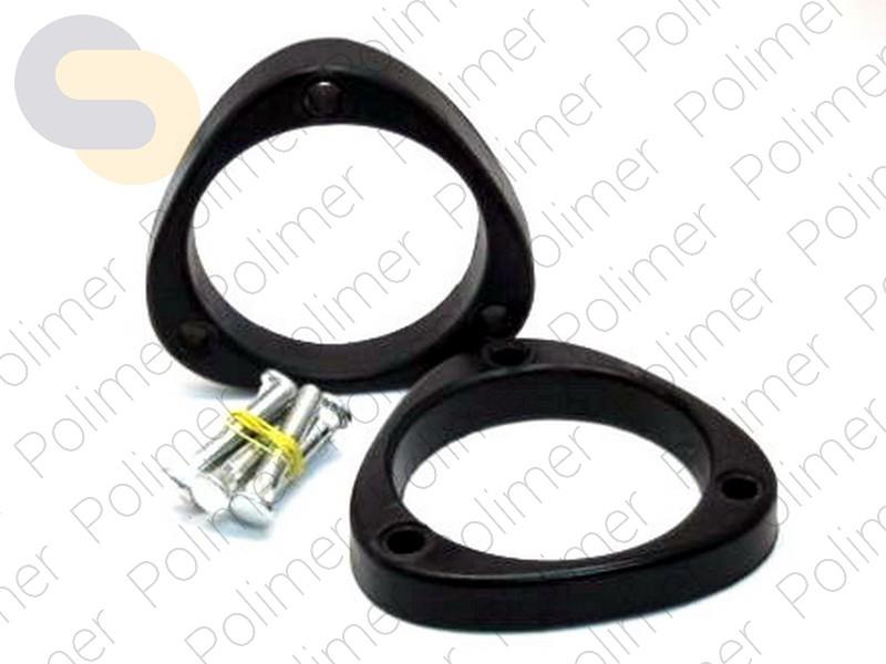 Проставки увеличения клиренса передних стоек BYD - полиуретан 20 мм