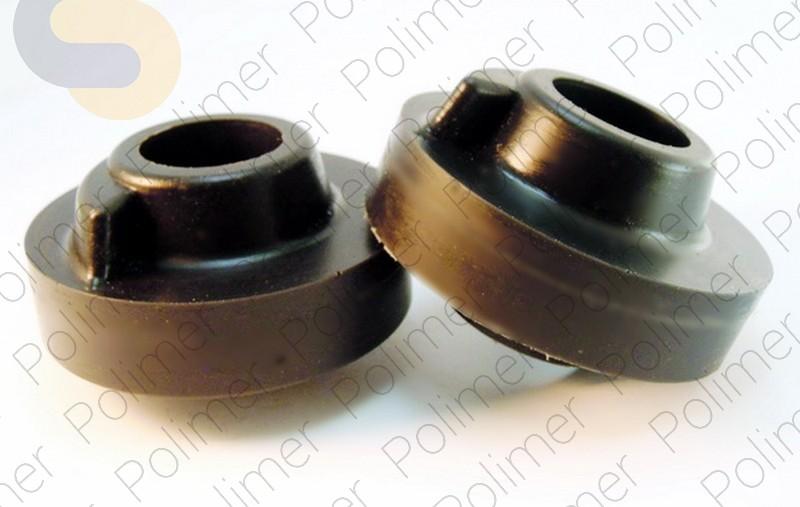 Проставки увеличения клиренса нижние задних пружин увеличенные на 10 мм PORSCHE