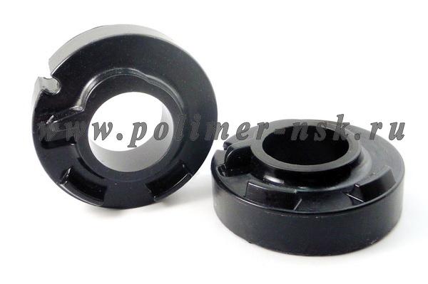 Проставки увеличения клиренса пружин передних стоек PORSCHE - полиуретан 20 мм