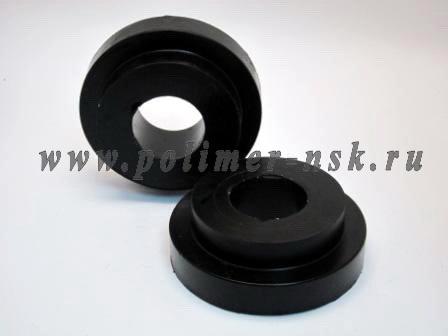 Проставки увеличения клиренса задних пружин ACURA - полиуретан + 20 мм