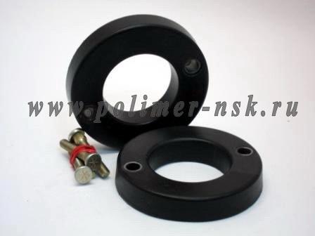 Проставки увеличения клиренса задних стоек ACURA - полиуретан 20 мм