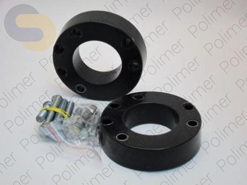 Проставки увеличения клиренса передних стоек ACURA - полиуретан 30 мм