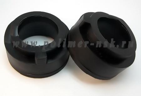 Проставки увеличения клиренса задних пружин увеличенные на 30 мм CHANGAN
