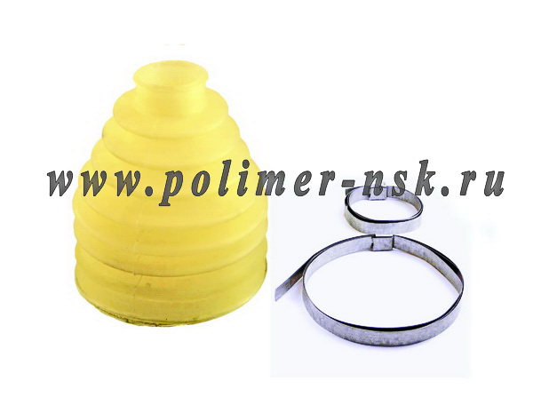 Полиуретановый пыльник шруса 30Х90Х135 наружный