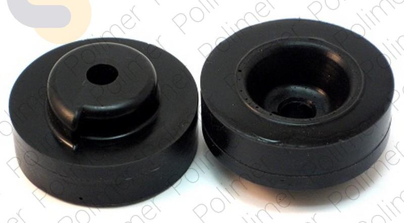 Проставки увеличения клиренса задних пружин увеличенные на 20 мм TOYOTA