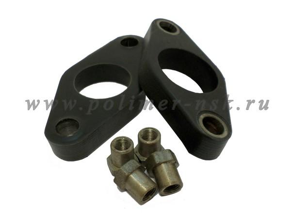 Проставки увеличения клиренса опор задних амортизаторов 20 мм NISSAN