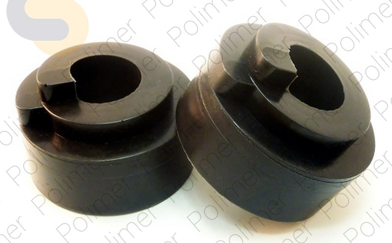 Проставки увеличения клиренса задних пружин NISSAN - полиуретан 40 мм