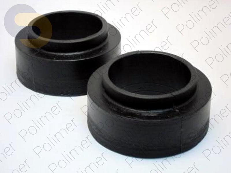 Проставки увеличения клиренса задних пружин увеличенные на 40 мм ISUZU