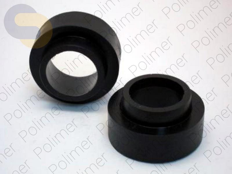 Проставки увеличения клиренса задних пружин HONDA - полиуретан 30 мм