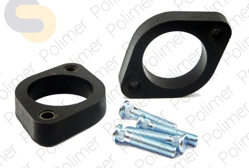 Проставки увеличения клиренса опор задних амортизаторов 20 мм HONDA