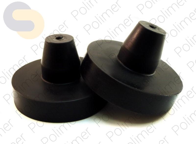 Проставки увеличения клиренса задних пружин увеличенные на 20 мм SUBARU