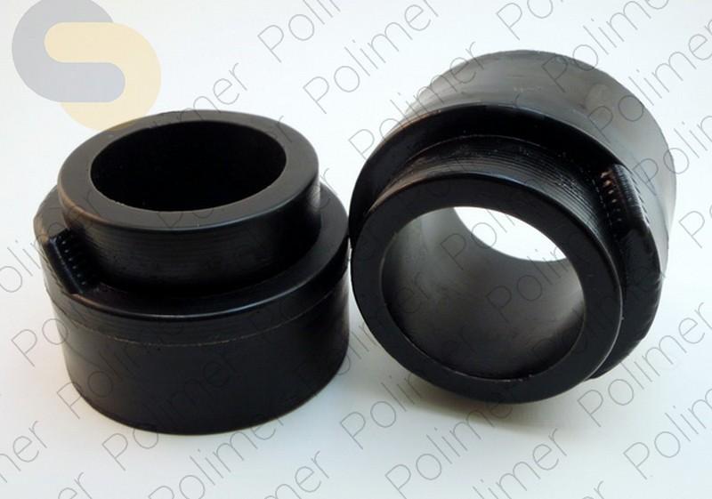 Проставки увеличения клиренса нижние задних пружин 40 мм SUZUKI
