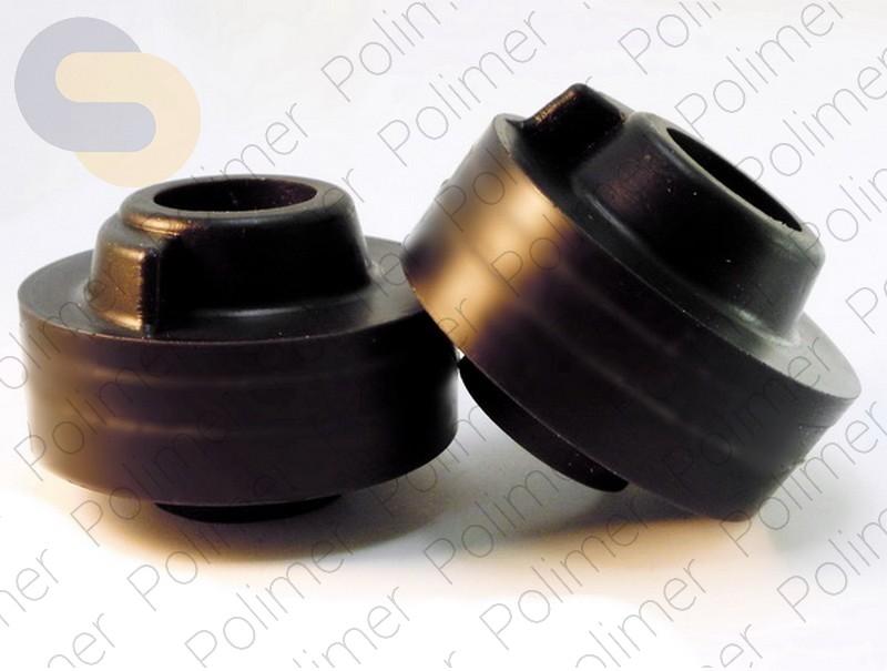 Проставки увеличения клиренса задних пружин AUDI нижние - полиуретан + 30 мм