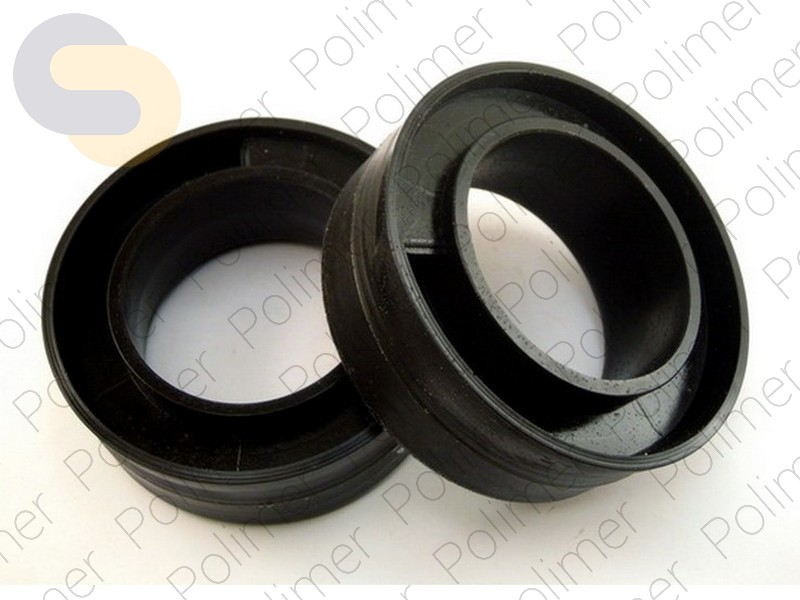 Проставки увеличения клиренса задних пружин FORD - полиуретан + 20 мм