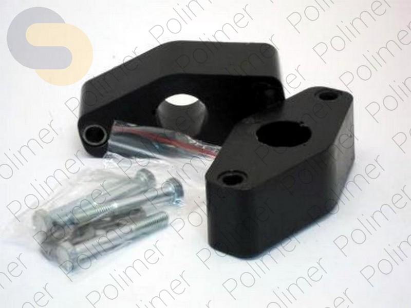 Проставки увеличения клиренса опор задних амортизаторов 40 мм FORD