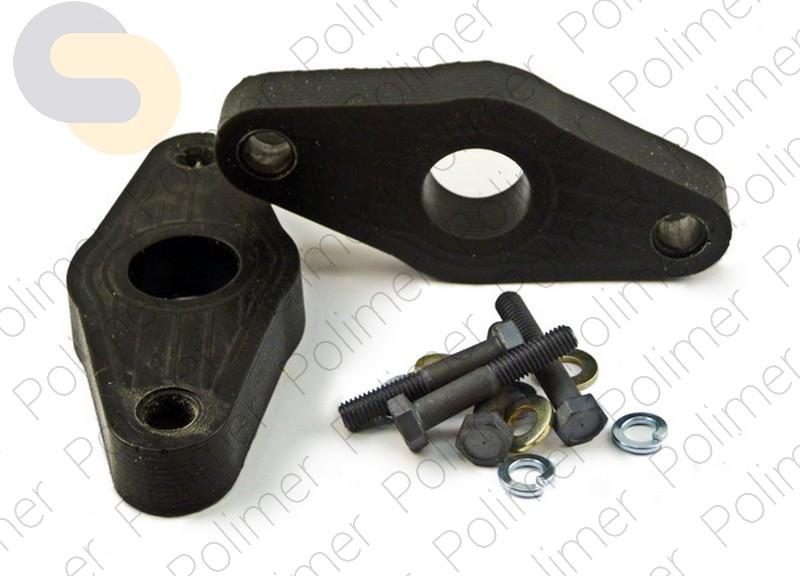 Проставки опор задних амортизаторов FORD - полиуретан 20 мм