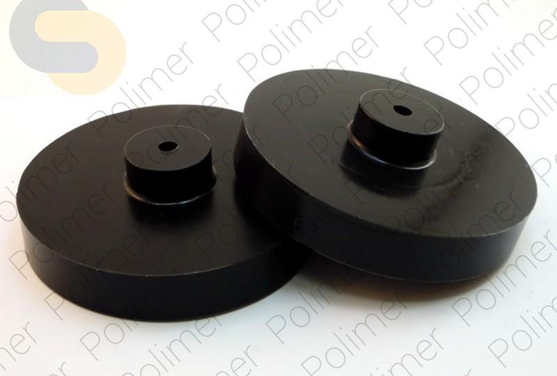 Проставки увеличения клиренса задних пружин RENAULT - полиуретан 20 мм