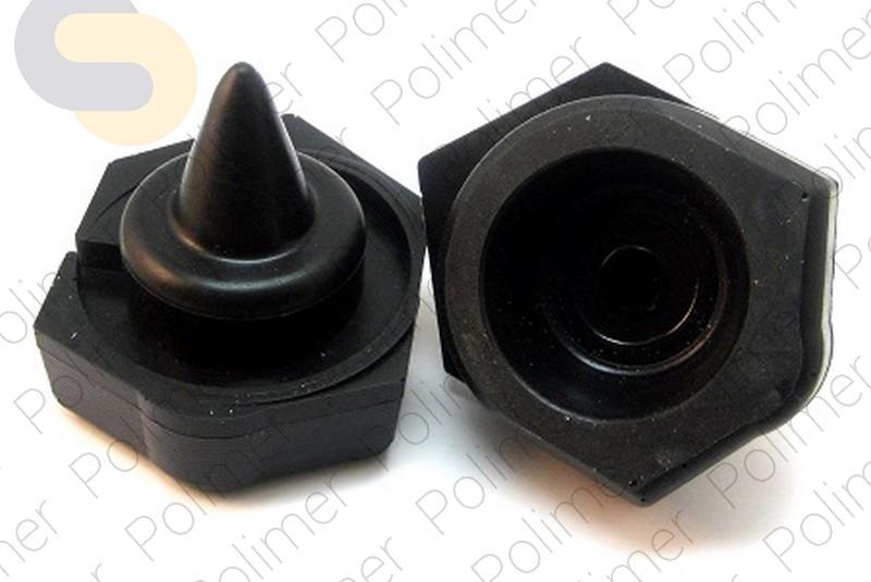 Проставки увеличения клиренса задних пружин RENAULT нижние - полиуретан + 20 мм